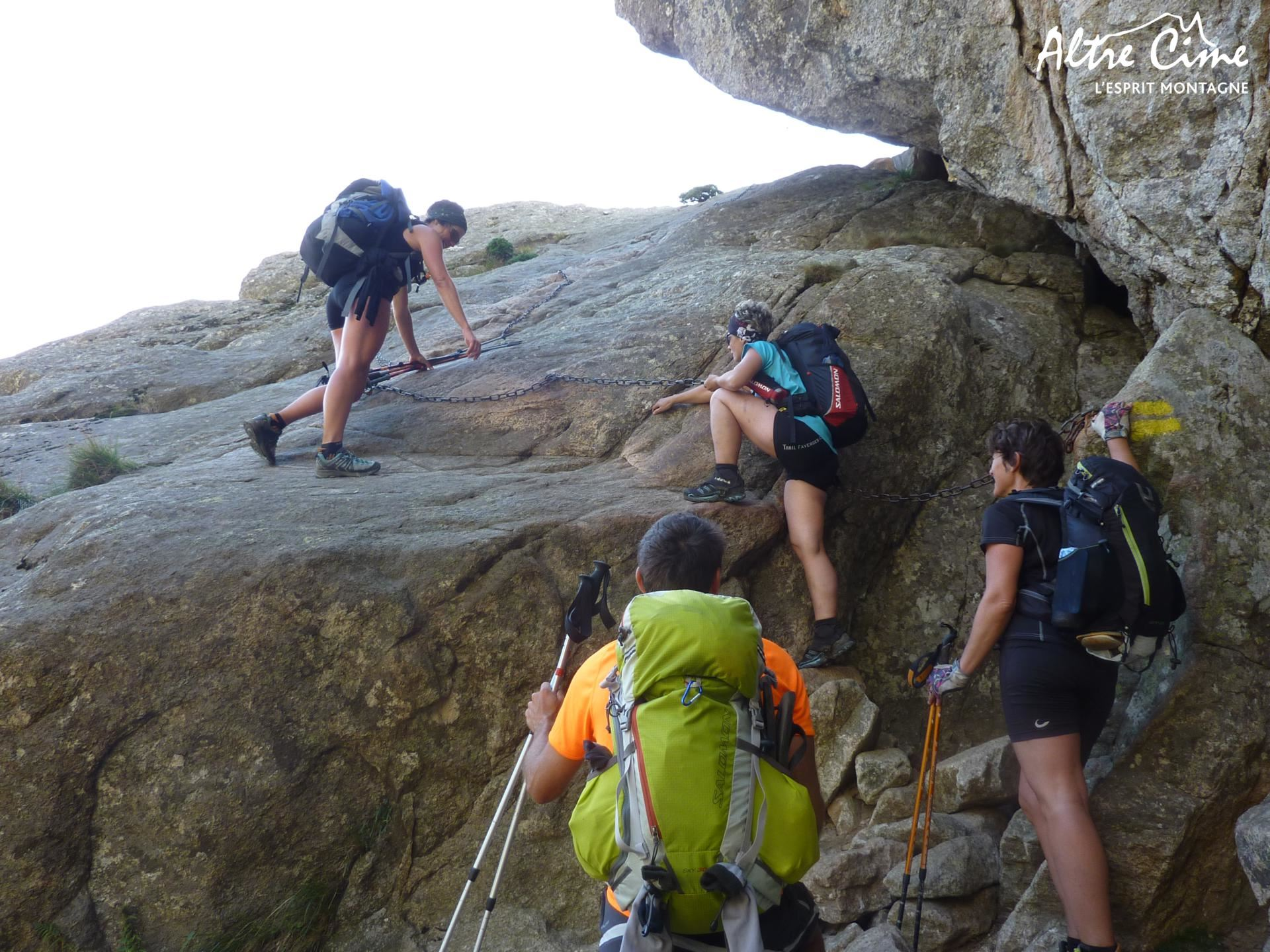 [GR20 Trail] Bavella