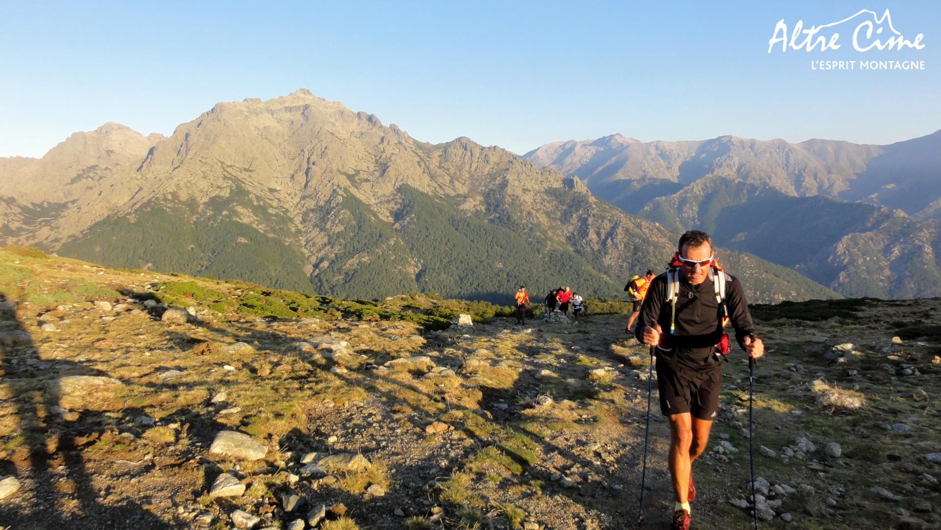 [GR20 Trail] Bocca Palmente