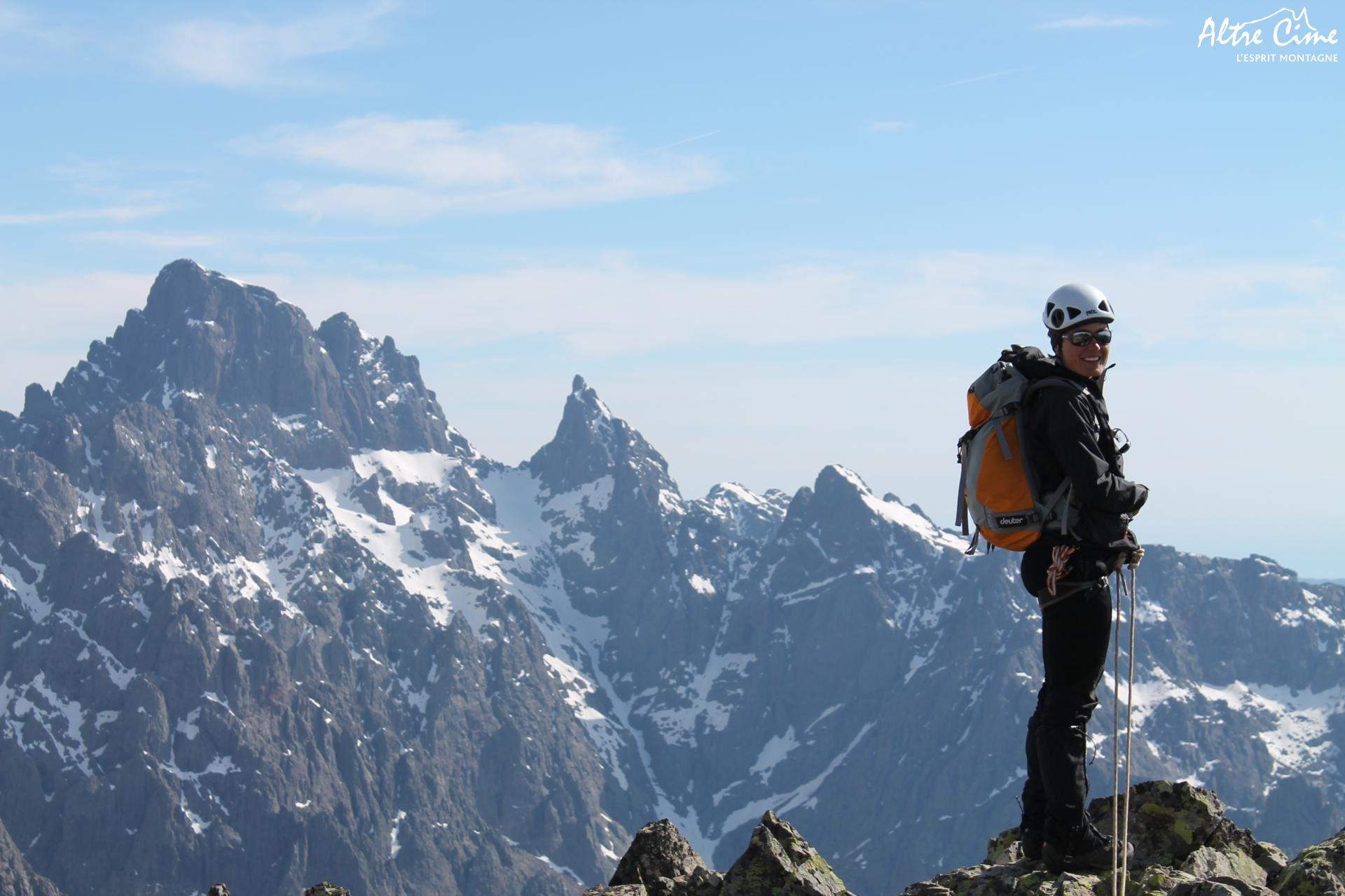 [Alpinisme en Corse] Punta Missoghju