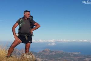 Robert - Trails et randonnées en Corse