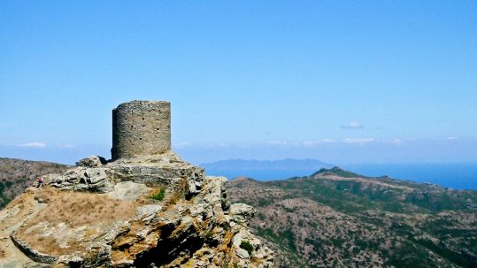la tour de Sénèque