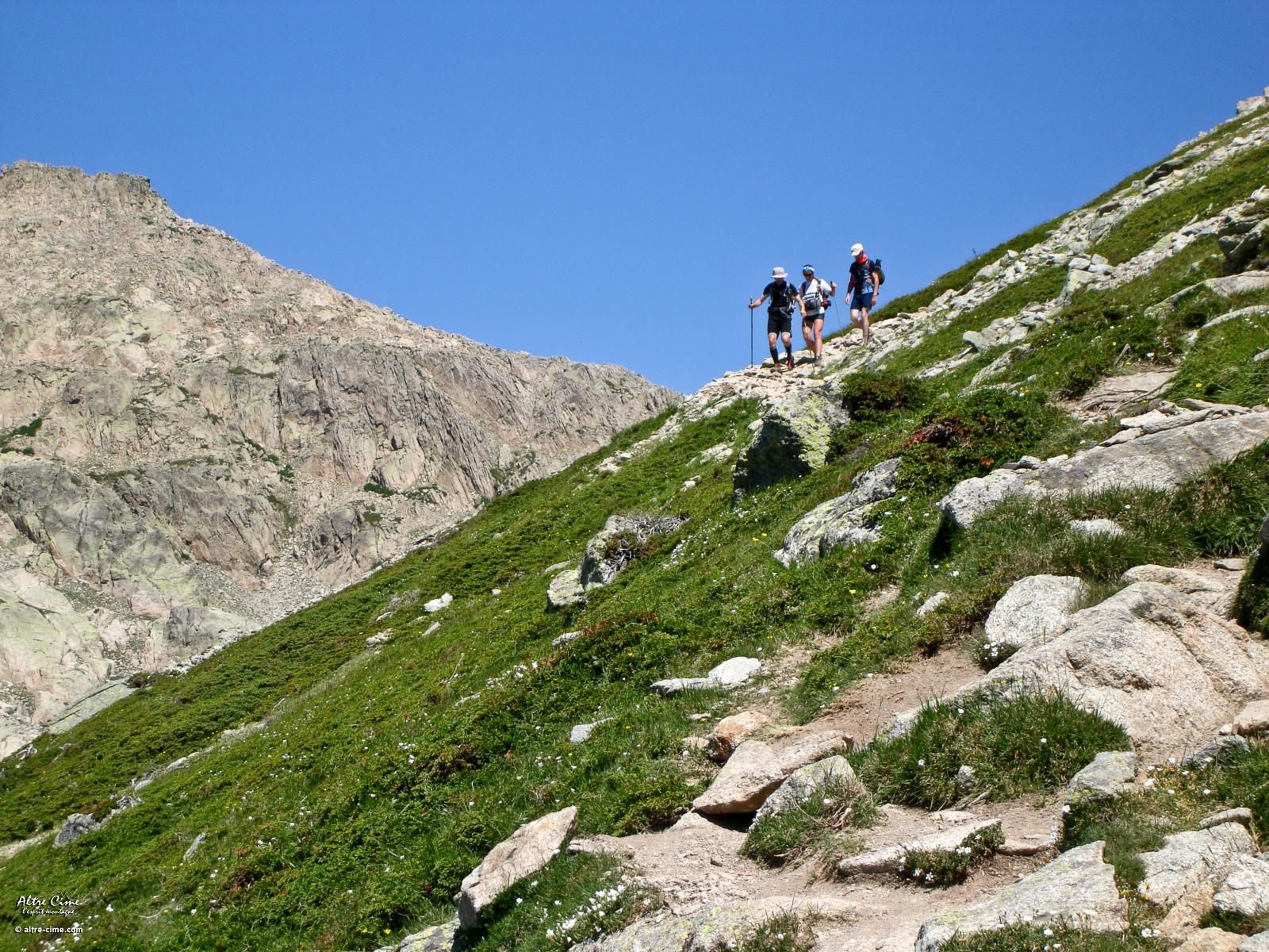 GR20 Variantes et ascensions de sommets