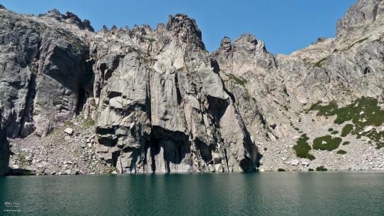 [GR20 Nord] Lac de Capitellu