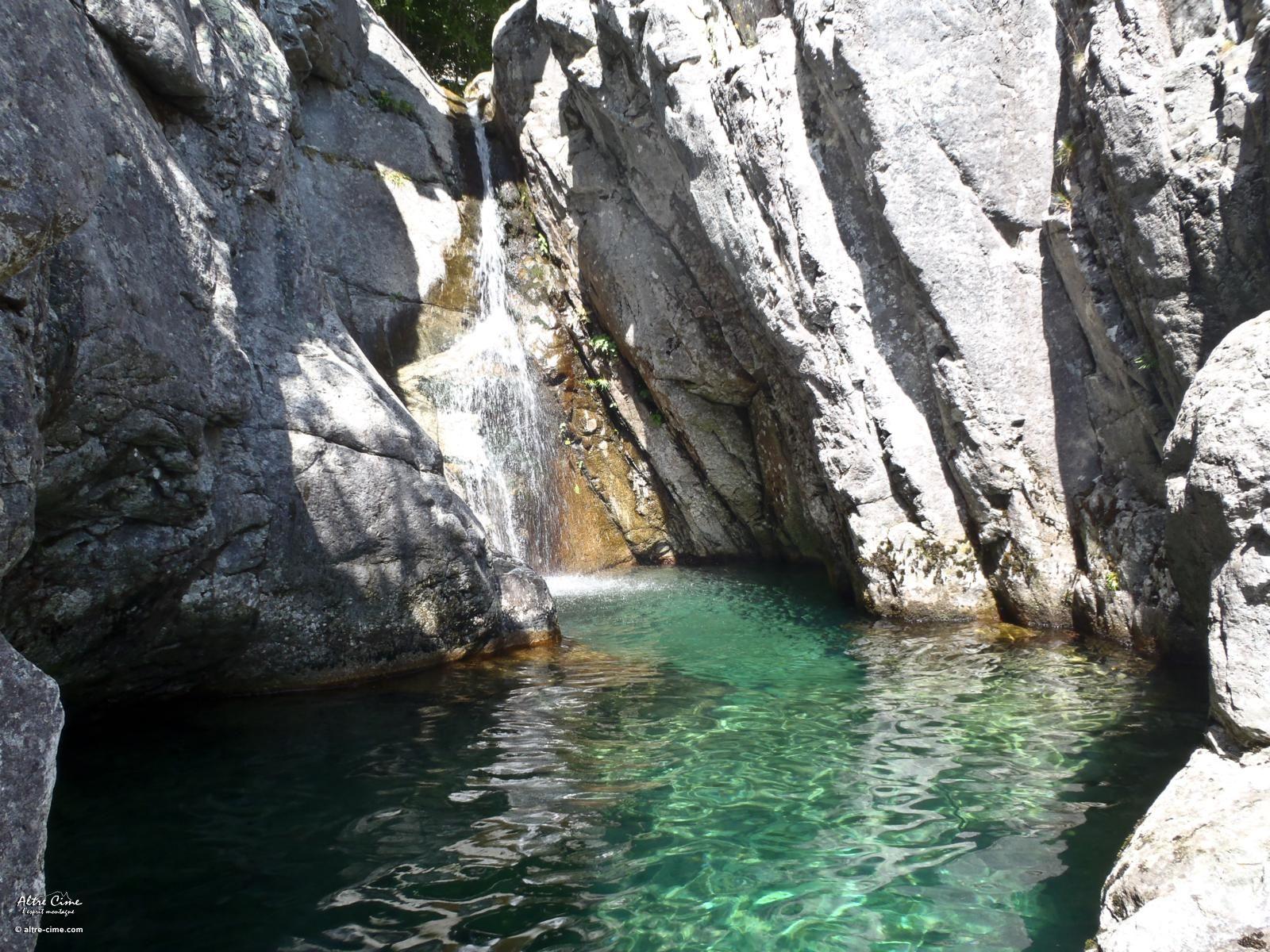 piscine naturelle nord corse