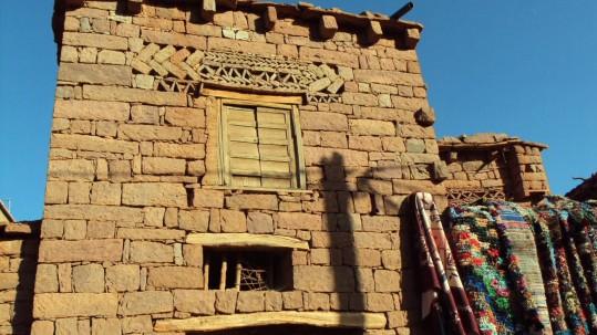 trek du Toubkal - maison typique