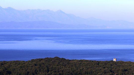 Trail Cap Corse - Centuri