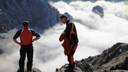 Rando Alpineen Corse - Capu a e Ghjarghjole