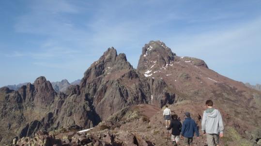 Premiere randonnée montagne