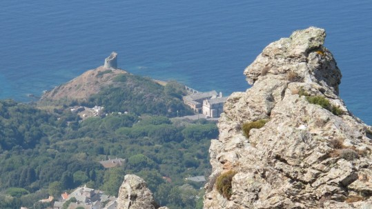 Randonnee Cap Corse