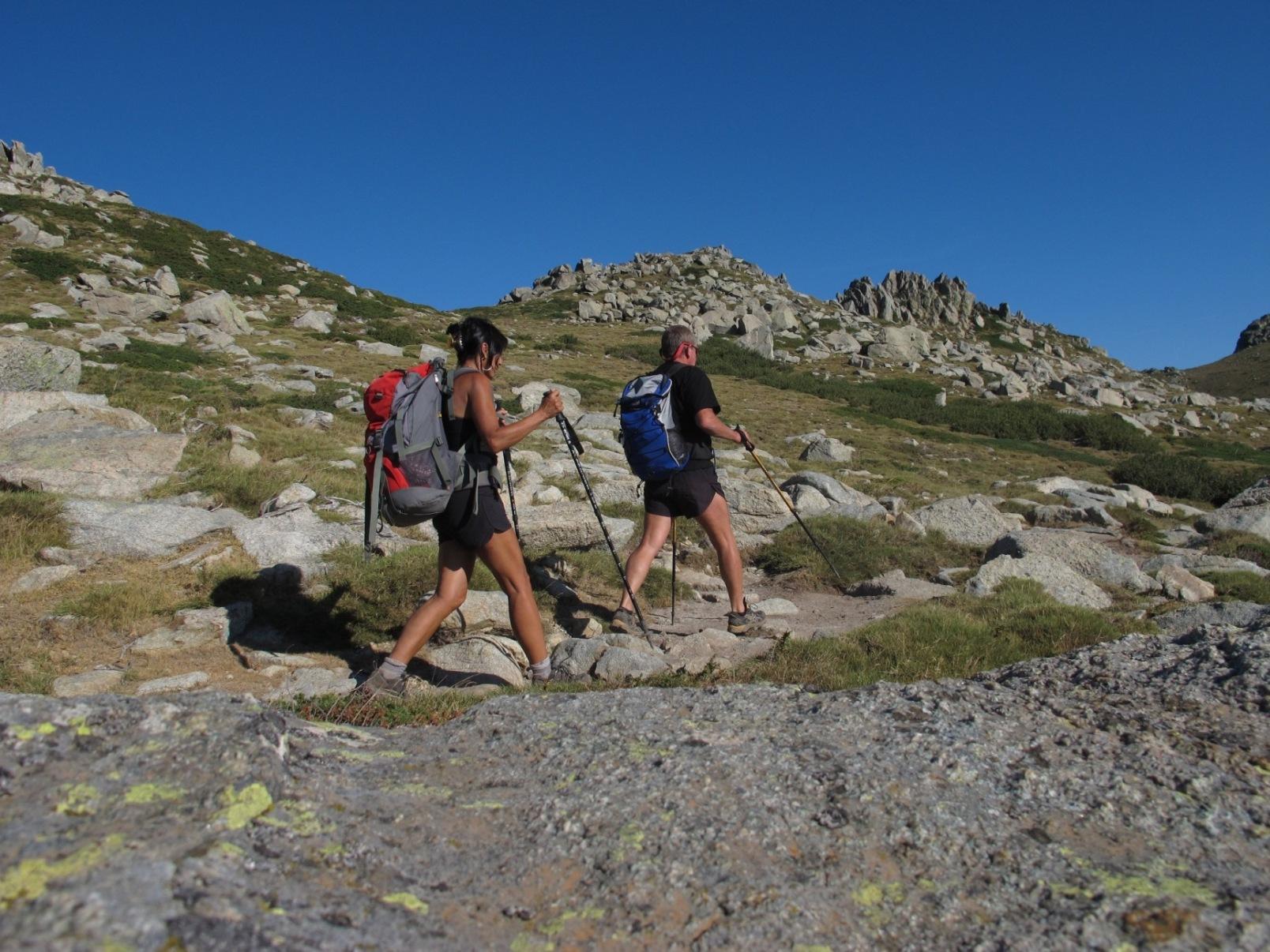 Randonnee Corse - Corse du sud
