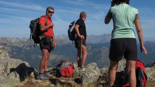 Rando hors chemin en Corse avec Altre Cime