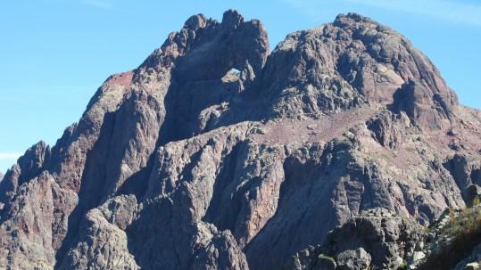 Le tour du Capu Tafunatu