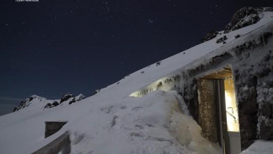 [Raquettes à Neige Corse] Refuge de Ciottulu