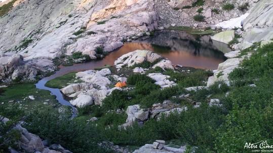 [Randonnée Corse] Bivouac au paradis