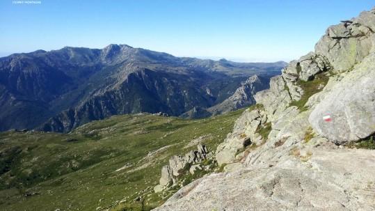Trail du GR20 en 7 jours