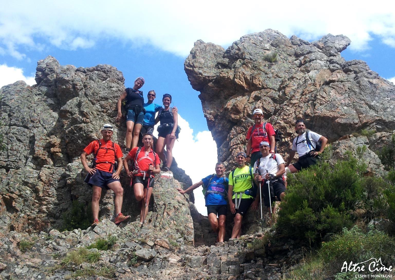 [GR20 Trail] Arrivée à Conca !