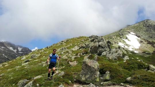 [GR20 Trail] Variante Alpine des Pinzi Curbini - GR20 Nord