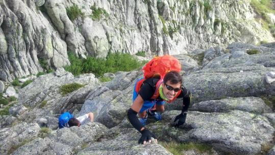 [GR20 Trail] Variante Alpine du Monte Renosu et Pinzi Curbini - GR20 Sud