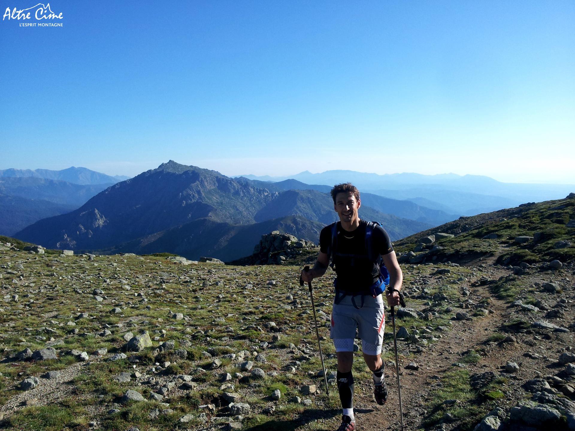 [GR20 Trail] Crêtes d'Usciolu