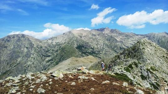 Trail du GR20