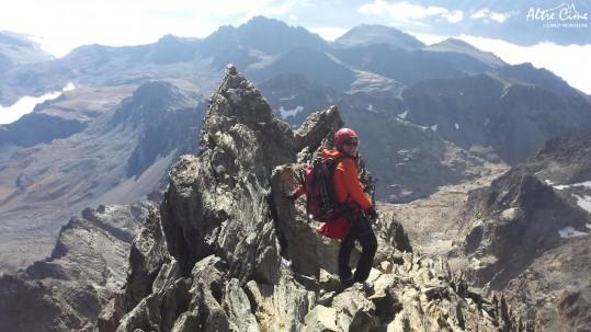 Randonnée dans la massif du Viso