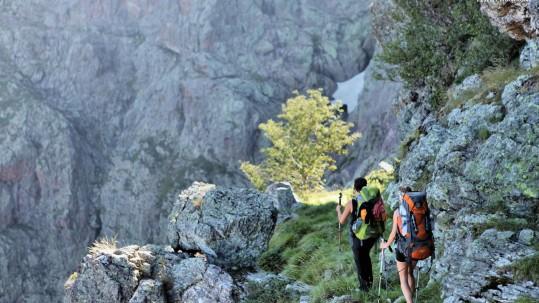 Randonnées sur mesure en Corse