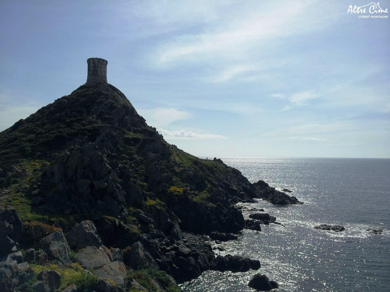 Découverte de la Corse du Sud- La Parata à Ajaccio