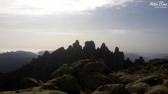 Randonnée en Corse