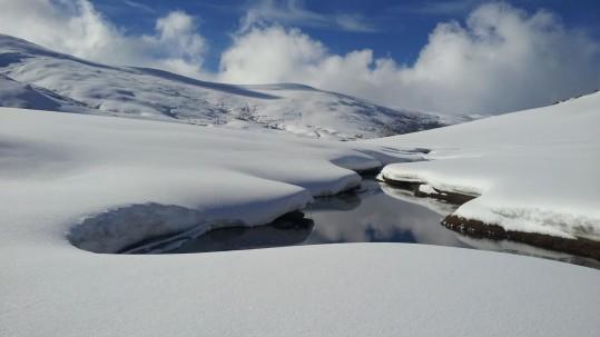 [Raquettes à Neige Corse] Lac de Ninu