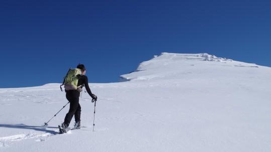 [Raquettes à Neige Corse] Punta Artica