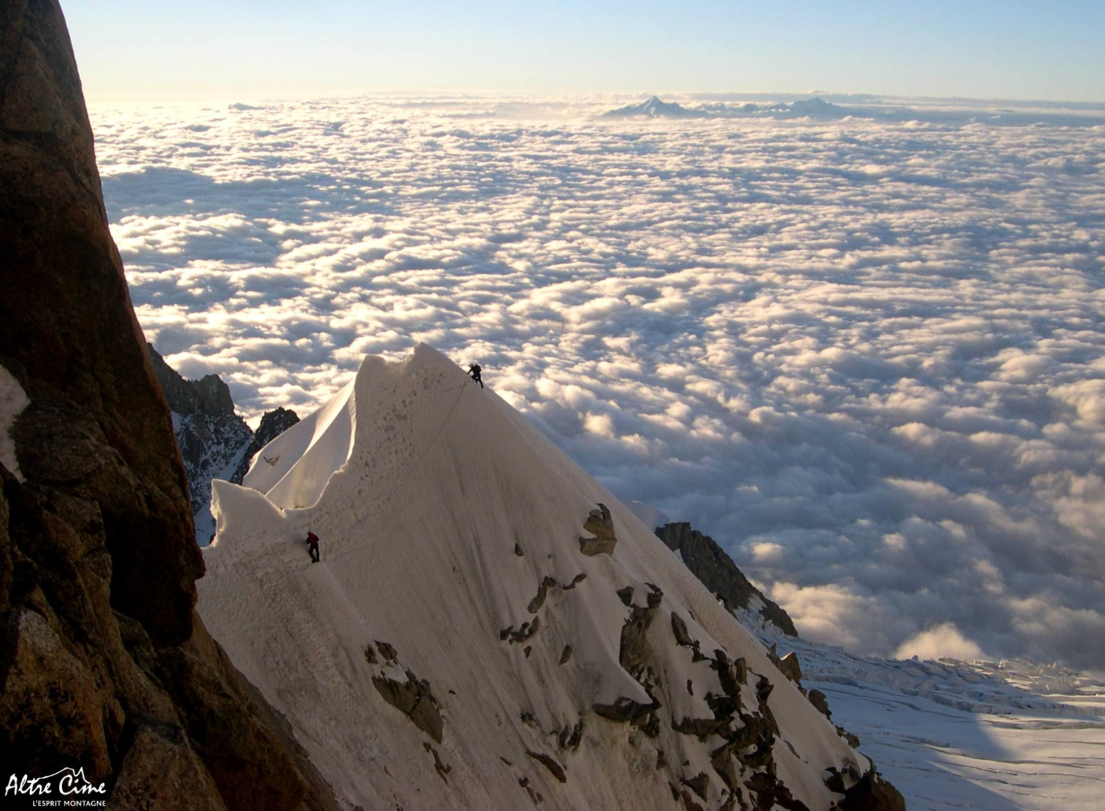 Initiation et Perfectionnement en Alpinisme