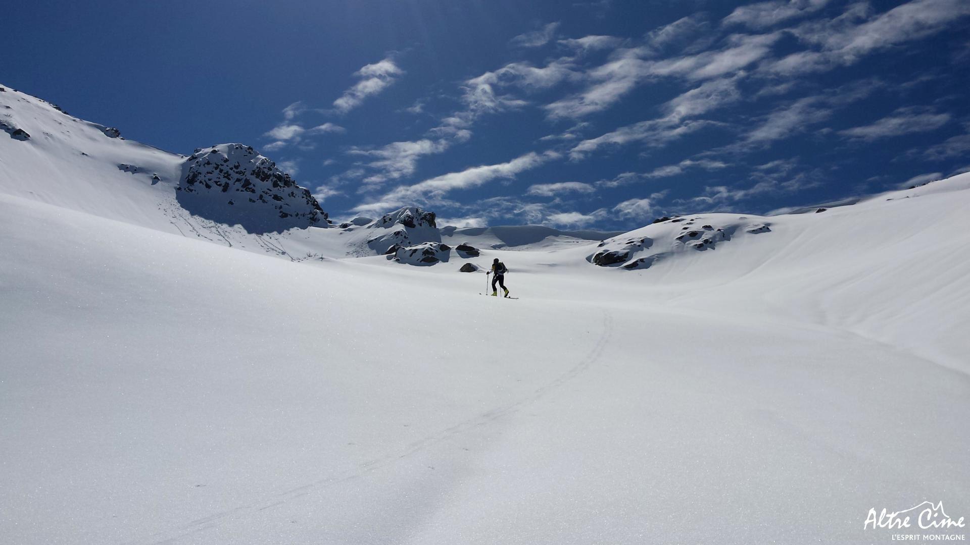 Ski de rando en Corse
