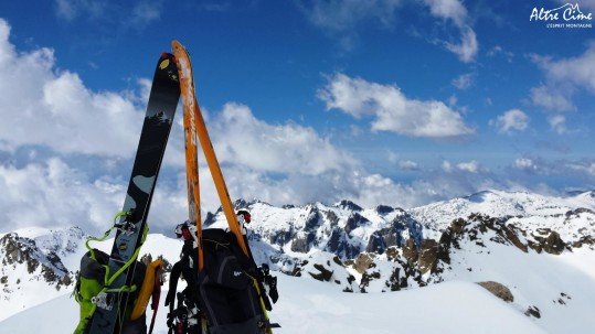 Ski de randonnée en Corse