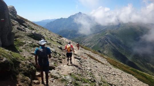 [GR20 Trail] Bocca Muzzella