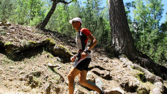Stage Trail GR20 Guillaume Peretti