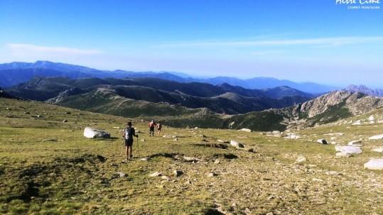 [GR20 Trail] massif du Renosu