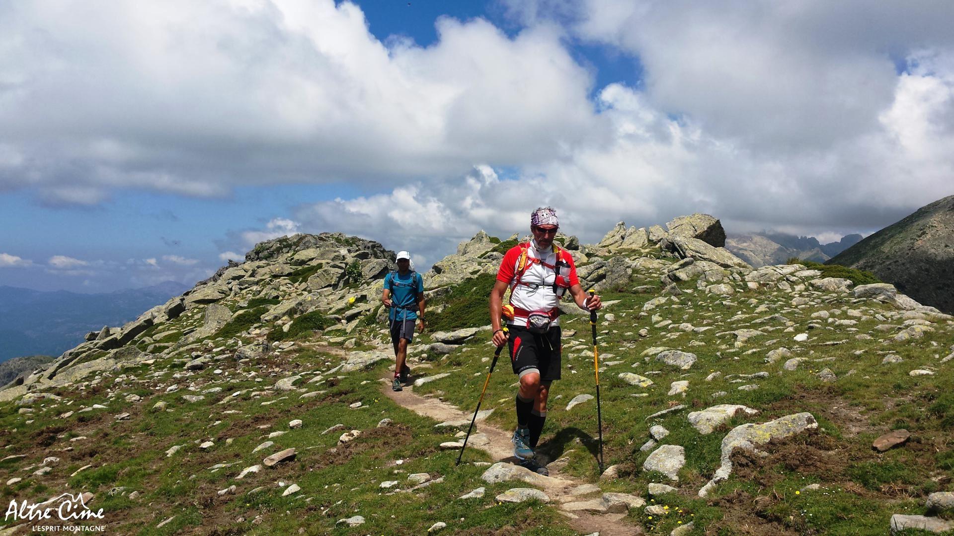 [GR20 Trail] Variante alpine des Pinzi Curbini
