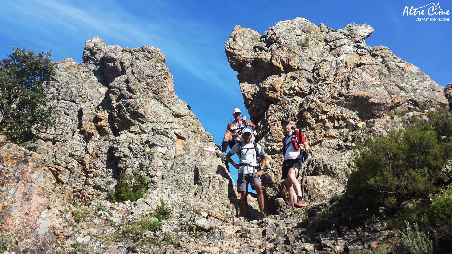 [GR20 Trail] Bocca d'Usciolu