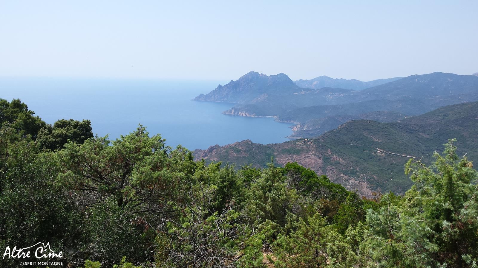 Randonnée de la Montagne à la Mer