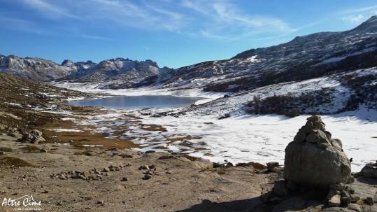 Lac de Ninu - GR20 Nord