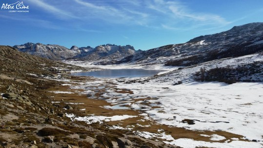 Lac de Ninu - GR20