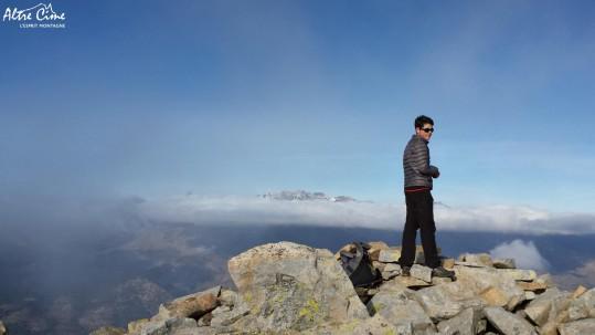 Punta Artica 2327m