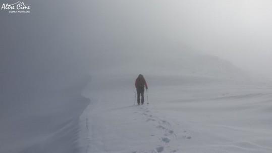 Le GR20 en hiver