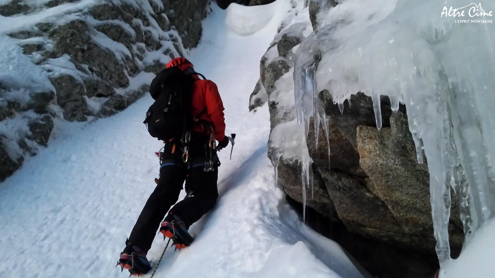 [Alpinisme en Corse] Licciola