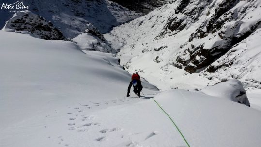 [Alpinisme Corse] Ascension de Punta Minuta