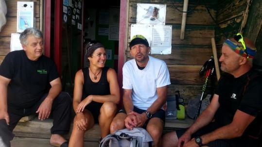 [GR20 Trail] Pause au refuge de Tighjettu