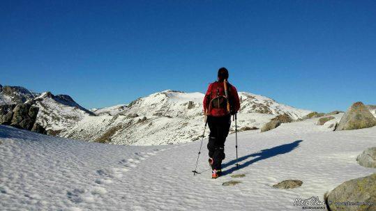 Vue sur le massif du Monte Renosu
