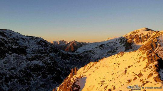 Monte Ritondu et Monte d'Oru