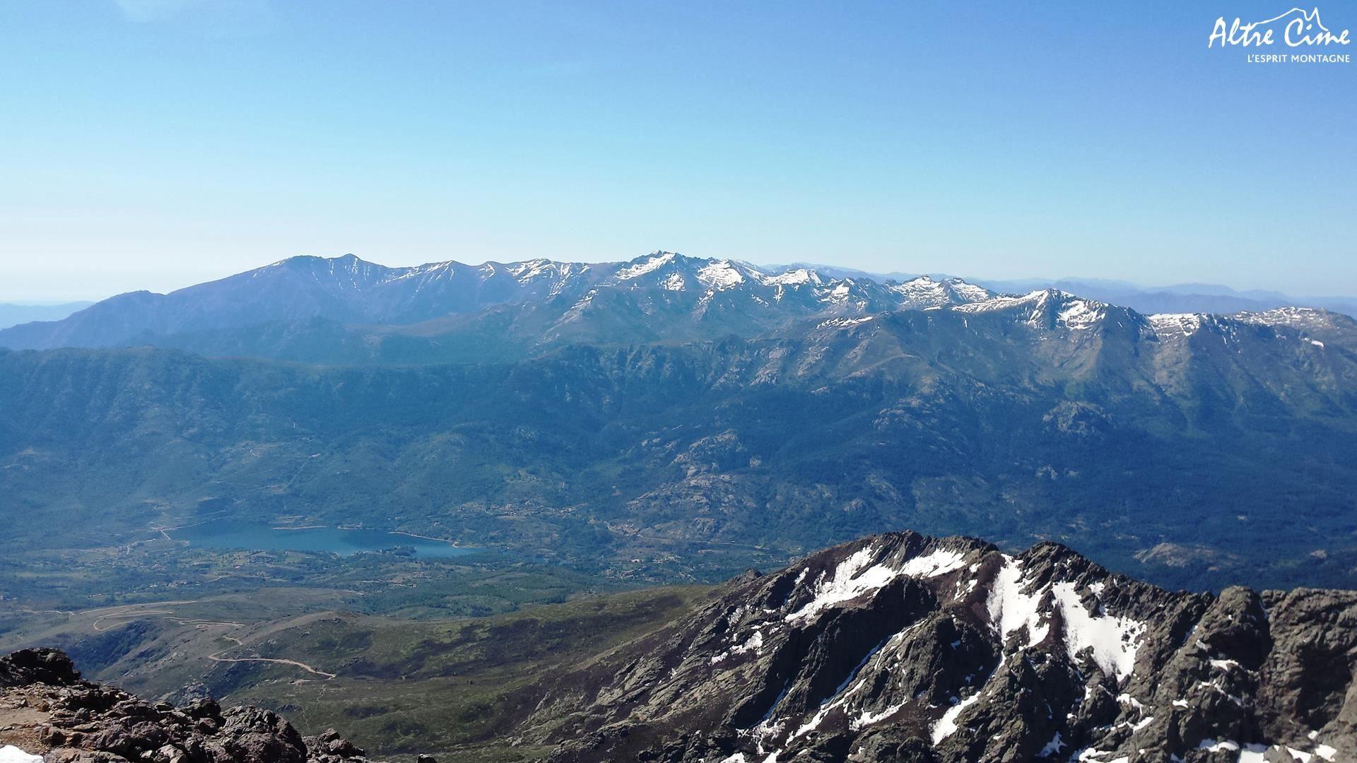 Niolu et massif du Ritondu