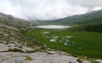 Lac de Ninu depuis Bocca Stazzona